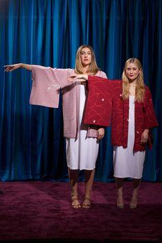 #lomladyluhs Jen Babic and Tara Prentice Spring Summer 2015
