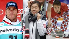 38 Winter Olympians to Watch 2014