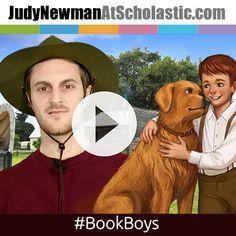 Don't miss this Book Boys video! They read Kate Messner's RANGER IN TIME and face dangers on the Oregon Trail!   #BookBoys #JNBlog‬ #Video #BookReview