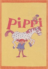 Pippi Towel (that's my nickname!)