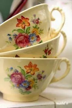 From: Madelief / charming tea cups