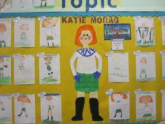 katie morag displays - Google Search Class Displays, Classroom Displays, Katie Morag, Story Sack, Wheres Wally, Expressive Art, School Themes, Jet Ski, School