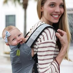 077ddf1ca6b Air Grey Ultra Lightweight Baby Carrier