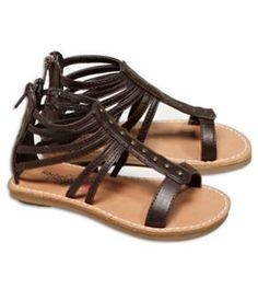 ae toddler girl gladiator sandal