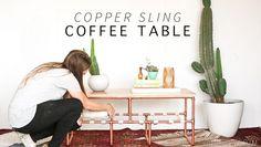 DIY Copper Sling Cof