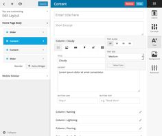 Layers. A WordPress site builder so simple, you'll be a pro the first time you use it. And… It's free, forever. Download Layers Over 200,000 people have used Layers to build the website they need Built into WordPress. Not on top. Layers is activated as a WordPress theme and works directly with the built-in WordPress …