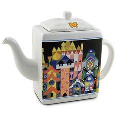 Disney Teapot - it's a small world