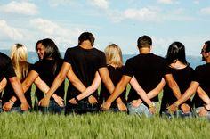 """Family"" photoshoot, Spring semester '11"