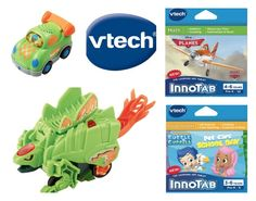 Some Fun Products from VTech to Fill in Kid's Easter Baskets & Beyond! (& Giveaway Ends 5/2)