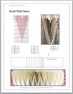 book folding art templates book art pinterest muster. Black Bedroom Furniture Sets. Home Design Ideas