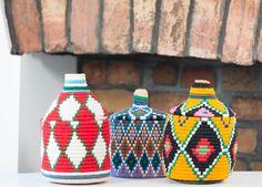 Morrocan Bread Baskets - Vintage and Unique - £35.00 - Mon Pote