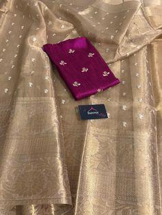 Cotton Saree Designs, Half Saree Designs, Fancy Blouse Designs, Bridal Silk Saree, Chiffon Saree, Saree Wedding, Saree Designs Party Wear, Wedding Saree Blouse Designs, Saree Wearing Styles