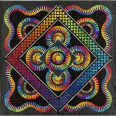 Be Colourful Brilliant Beauties of Joy EN bij Quiltshop