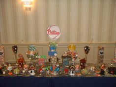 Candy Buffets Wedding Favors Photos on WeddingWire