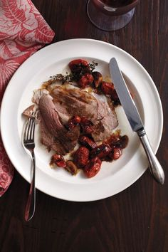 Traditional Christmas Dinner, Easy Christmas Dinner, Holiday Dinner, Christmas 2017, Tomato Garlic Recipe, Garlic Recipes, Easy Holiday Recipes, Dinner Recipes, Dinner Ideas