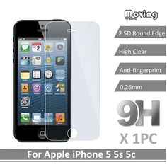 9H 0.3mm 2.5D Arc Tempered Glass Screen Protector for iPhone 5s 5 5c SE Explosion Proof Toughened Protective Film For iPhone 5 -  http://mixre.com/9h-0-3mm-2-5d-arc-tempered-glass-screen-protector-for-iphone-5s-5-5c-se-explosion-proof-toughened-protective-film-for-iphone-5/  #ScreenProtectors