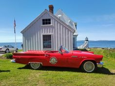 Love vehicles of all types, then the Owls Head Transportation Muesum is a must see on your next Maine vacation. Located near the Owls Head Lighthouse and 2 miles south of Rockland, you can make many happy Maine memories in just one day. Here's there summer schedule.