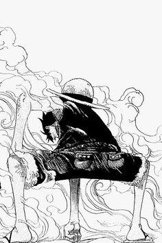mangacap one piece luffy yu-bo-bo Manga Anime One Piece, Me Anime, Manga Art, Anime Art, One Piece Series, One Piece Ace, One Piece Luffy, One Piece Tattoos, One Piece Drawing