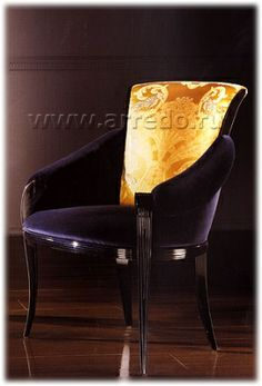 Arm-chair ROBERTO VENTURA W60