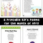 English Poems For Children, Kids Poems, Teaching Kids, Activities For Kids, Printables, Craft, Creative Crafts, Children Activities, Print Templates