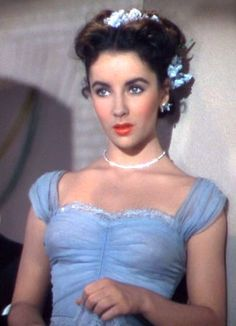 Elizabeth Taylor, from the 1948 movie 'A Date with Judy' MGM
