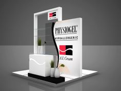 Creative Point of purchase displays and exhibition booths for trade-shows created by TriadCreativeGroup.com inspired by artistic design and architecture similar to the one pictured above. Give us a call at (262) 781-3100