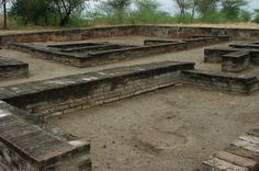 Lothal is one of the most prominent cities of the ancient Indus valley civilization. Located in Bhāl region of the modern state of Gujarāt and dating from 2400 BCE.  Lothal was excavated from 1955 to 1960 by ASI, the official Indian government agency for the preservation of ancient monuments. Lothal's dock—the world's earliest known, connected the city to an ancient course of the Sabarmati river on the trade route between Harappan cities in Sindh and the peninsula of Saurashtra