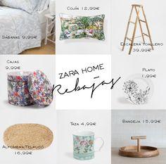 Rebajas en tiendas de decoración: Zara Home : via La Garbatella