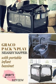 This Graco Pack 'n Play Playard Bassinet Changer Snuggle Suite LX Baby Bouncer, Pipp features a portable, cozy infant soothing seat helps you stay connected with baby anywhere at home Pack N Play Bassinet, Best Bassinet, Pack N Play Mattress, Best Pack N Play, Baby Pack And Play, Best Baby Cribs, Baby Beds, Baby Bouncer, Baby Necessities