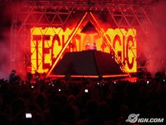 Image result for sahara tent coachella daft punk