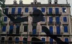 Photogallery from place «Os Gemeos & Blu» at address Saldanha