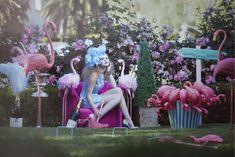 Alice in Wonderland / karen cox.  Alice by EmilySoto.deviantart.com on @deviantART