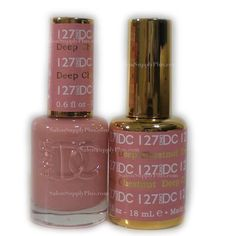 36 Neutral Nail Colors that Pair With Any Outfit Dnd Gel Polish, Gel Polish Colors, Pink Nail Polish, Blush Pink Nails, Neutral Nail Color, Pedicure Colors, Fall Pedicure, Pink Grapefruit, Deep