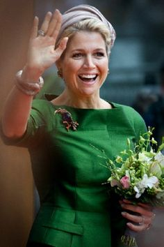 Queen Maxima of The Netherlands opens the Fries Museum in Leeuwarden, The Netherlands, 13 Sep 2013