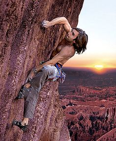 Morning on the wall - chris sharma. best climber