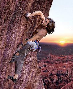 Morning on the wall - chris sharma. best climber
