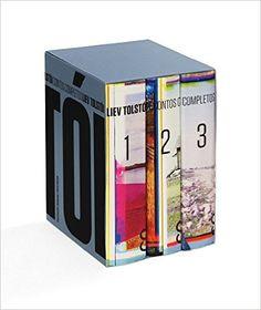 Contos Completos - Liev Tolstói - Box - Caixa - Livros na Amazon.com.br