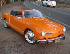 1974 Volkswagen Karmann Ghia Maintenance of old vehicles: the material for new cogs/casters/gears could be cast polyamide which I (Cast polyamide) can produce