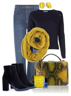 Circle the Scarves by jckallan on Polyvore featuring polyvore, fashion, style, MaxMara, Chloé, Gianvito Rossi, Mark Cross, Kate Spade, Christian Dior, clothing and contestentry