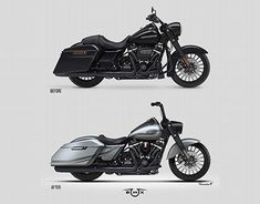 "Check out new work on my @Behance portfolio: ""H-D Road King by Box39"" http://be.net/gallery/63995397/H-D-Road-King-by-Box39"