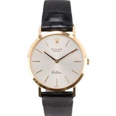 Pre-Owned Rolex Cellini 18K Gold Watch 4112 (755 KWD) ❤ liked on Polyvore featuring jewelry, watches, rolex wrist watch, tri color gold jewelry, gold jewellery, dial watches and colorful watches