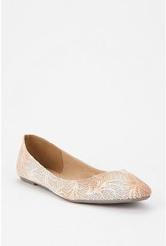 nude flats urban outfitters