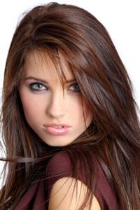 8 Best Mahogany Brown Hair Images On Pinterest Colors Brunette And Red