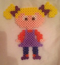 Angelica from The Rugrats (Done free hand)