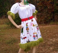 1000 Images About Ds Grinch Costumes On Pinterest
