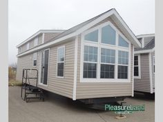 New 2016 Skyline Stone Harbor Park Models At PleasureLand RV