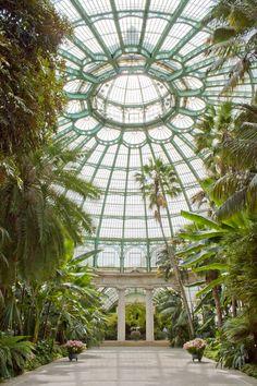 Royal Greenhouses of Laeken in Brussels, Belgium, by Yoko Nagayama on 500px