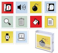 susan kare notecards photo classic mac icons