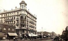 Calle de Bravo Murillo en 1927