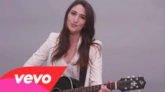Love Sara B, love this song, and now I love the video. Seriously, this is so precious! // Sara Bareilles - I Choose You